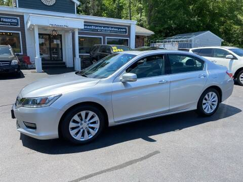 2015 Honda Accord for sale at Ocean State Auto Sales in Johnston RI