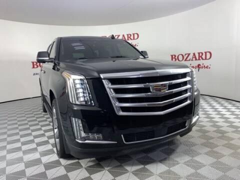 2019 Cadillac Escalade for sale at BOZARD FORD in Saint Augustine FL