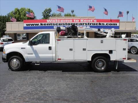 2003 Ford F-450 Super Duty for sale at Kents Custom Cars and Trucks in Collinsville OK
