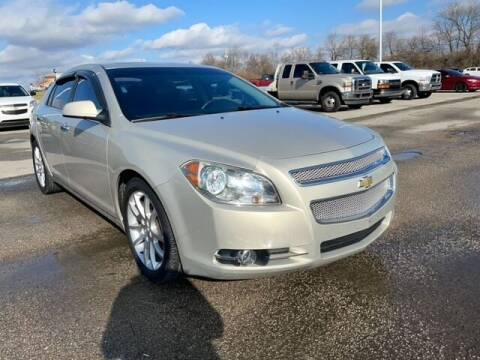 2012 Chevrolet Malibu for sale at Mann Chrysler Dodge Jeep of Richmond in Richmond KY