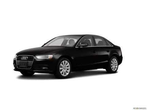 2013 Audi A4 for sale at Fresno Autoplex in Fresno CA