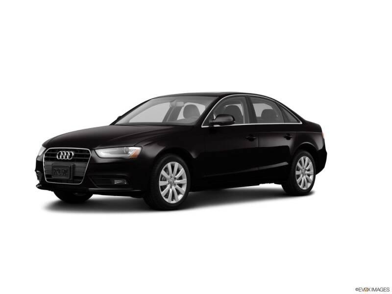 2013 Audi A4 for sale at Carros Usados Fresno in Fresno CA