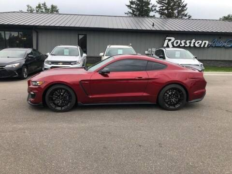2018 Ford Mustang for sale at ROSSTEN AUTO SALES in Grand Forks ND