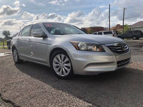 2012 Honda Accord for sale at Harry's Auto Sales, LLC in Goose Creek SC