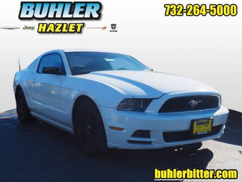 2014 Ford Mustang for sale at Buhler and Bitter Chrysler Jeep in Hazlet NJ