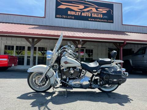 2000 Harley-Davidson Heritage Softail  for sale at Ridley Auto Sales, Inc. in White Pine TN