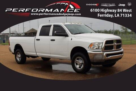 2012 RAM Ram Pickup 3500 for sale at Performance Dodge Chrysler Jeep in Ferriday LA