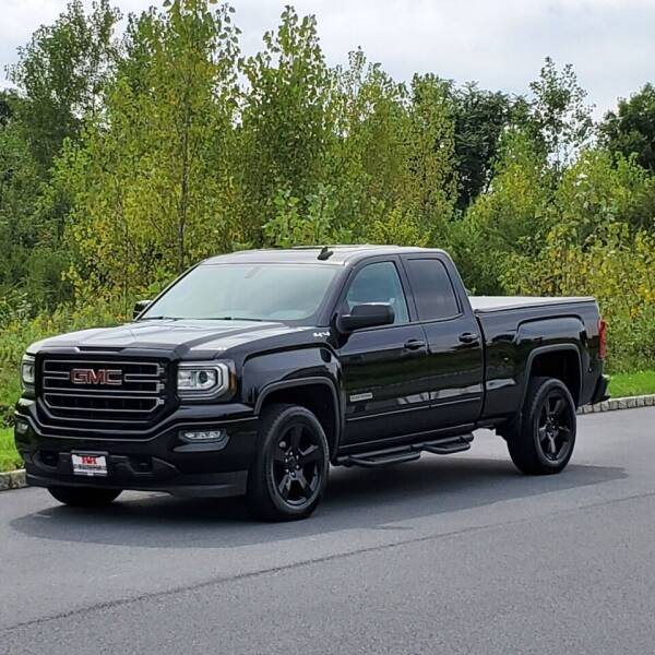 2017 GMC Sierra 1500 for sale at R & R AUTO SALES in Poughkeepsie NY
