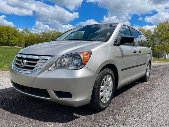 2008 Honda Odyssey for sale at GOOD USED CARS INC in Ravenna OH