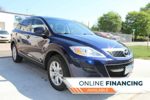 2012 Mazda CX-9 for sale at K & L Auto Sales in Saint Paul MN
