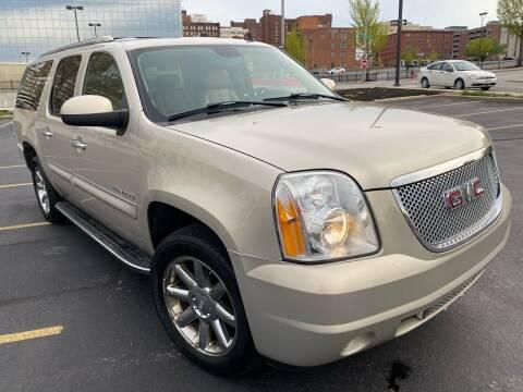 2007 GMC Yukon XL for sale at Supreme Auto Gallery LLC in Kansas City MO