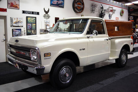 1970 Chevrolet C/K 10 Series for sale at Crystal Motorsports in Homosassa FL