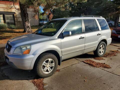 2004 Honda Pilot for sale at Affordable Mobility Solutions, LLC - Standard Vehicles in Wichita KS