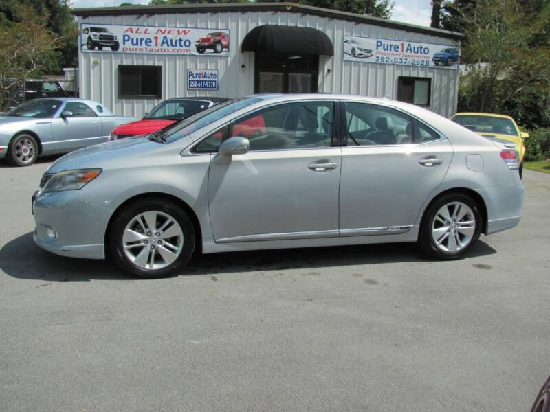 2010 Lexus HS 250h for sale at Pure 1 Auto in New Bern NC