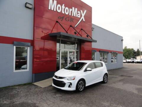 2017 Chevrolet Sonic for sale at MotorMax of GR in Grandville MI
