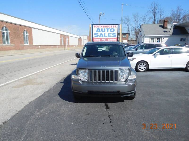 2012 Jeep Liberty for sale at Southbridge Street Auto Sales in Worcester MA
