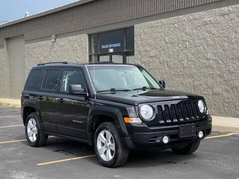 2014 Jeep Patriot for sale at MILANA MOTORS in Omaha NE