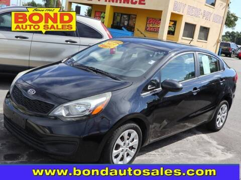 2013 Kia Rio for sale at Bond Auto Sales in St Petersburg FL