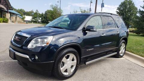 2007 GMC Acadia for sale at Nationwide Auto in Merriam KS