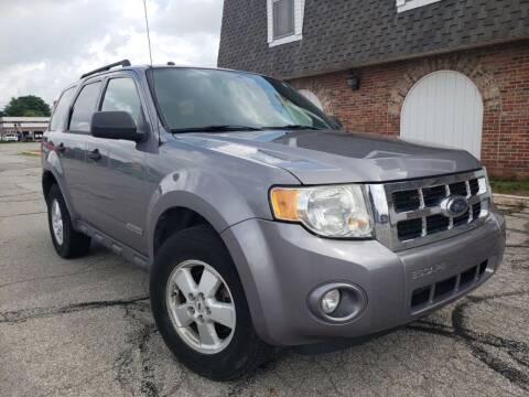 2008 Ford Escape for sale at speedy auto sales in Indianapolis IN