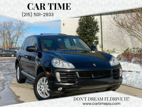 2008 Porsche Cayenne for sale at Car Time in Philadelphia PA