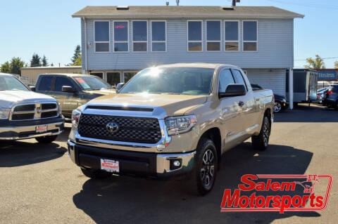 2018 Toyota Tundra for sale at Salem Motorsports in Salem OR