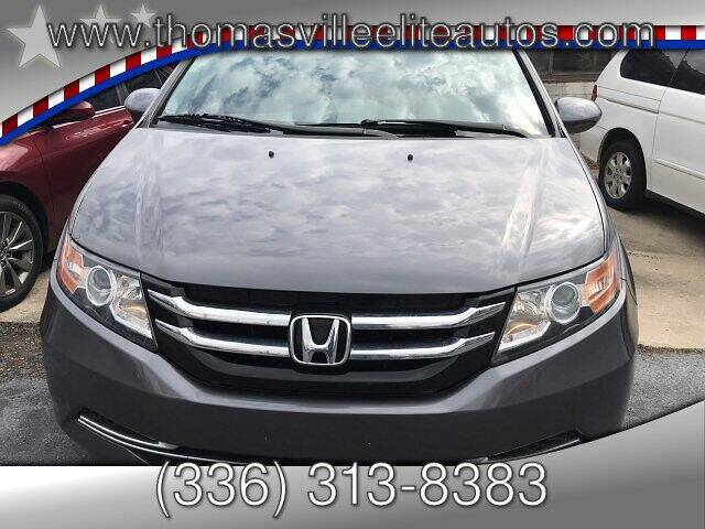 2014 Honda Odyssey for sale in Thomasville, NC