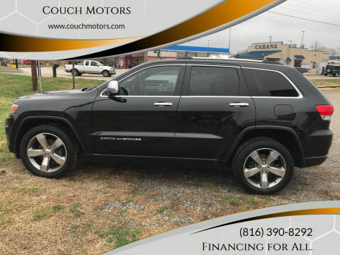 2014 Jeep Grand Cherokee for sale at Couch Motors in Saint Joseph MO