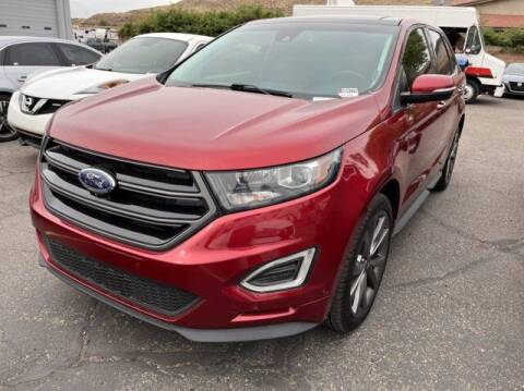 2018 Ford Edge for sale at Stephen Wade Pre-Owned Supercenter in Saint George UT