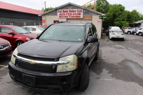 2007 Chevrolet Equinox for sale at SAI Auto Sales - Used Cars in Johnson City TN