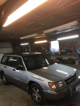 1999 Subaru Forester for sale at Lavictoire Auto Sales in West Rutland VT