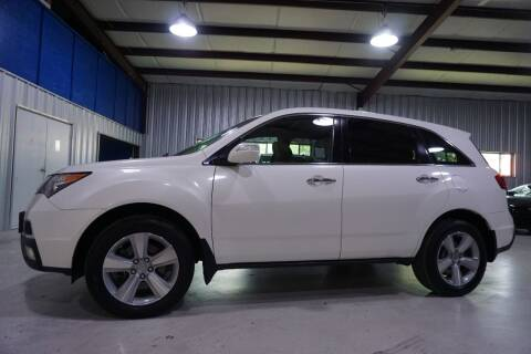 2010 Acura MDX for sale at SOUTHWEST AUTO CENTER INC in Houston TX