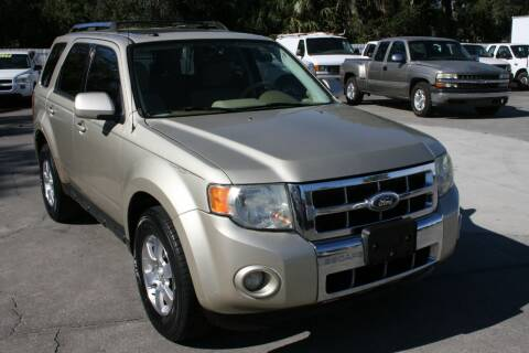 2010 Ford Escape for sale at Mike's Trucks & Cars in Port Orange FL