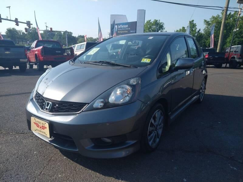 2013 Honda Fit for sale at P J McCafferty Inc in Langhorne PA
