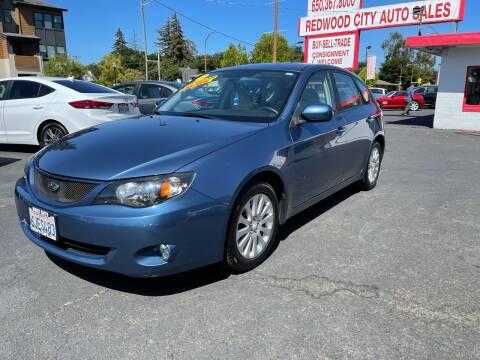 2009 Subaru Impreza for sale at Redwood City Auto Sales in Redwood City CA