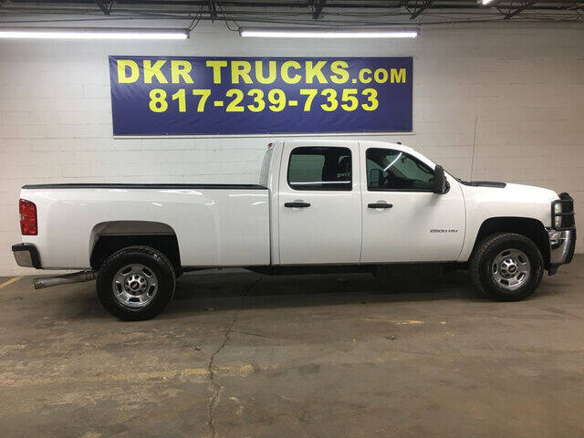 2012 Chevrolet Silverado 2500HD for sale at DKR Trucks in Arlington TX