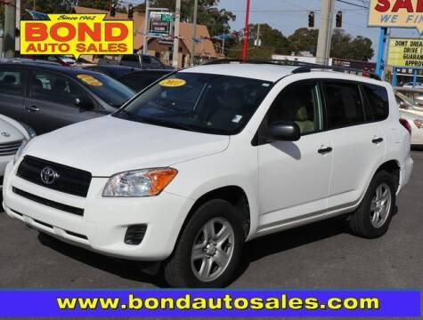 2011 Toyota RAV4 for sale at Bond Auto Sales in St Petersburg FL