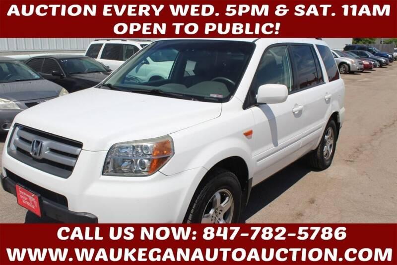 2006 Honda Pilot for sale at Waukegan Auto Auction in Waukegan IL