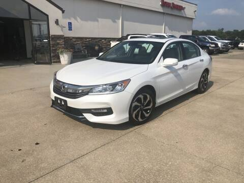 2017 Honda Accord for sale at Head Motor Company - Head Indian Motorcycle in Columbia MO