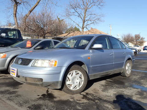 1999 Volkswagen Passat for sale at Tommy's 9th Street Auto Sales in Walla Walla WA