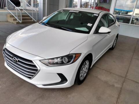 2018 Hyundai Elantra for sale at GRAFF CHEVROLET BAY CITY in Bay City MI