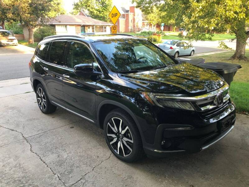 2019 Honda Pilot for sale at THE MANHATTAN AUTO GROUP in Greeley CO