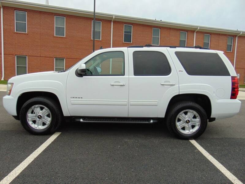 2011 Chevrolet Tahoe for sale at CR Garland Auto Sales in Fredericksburg VA