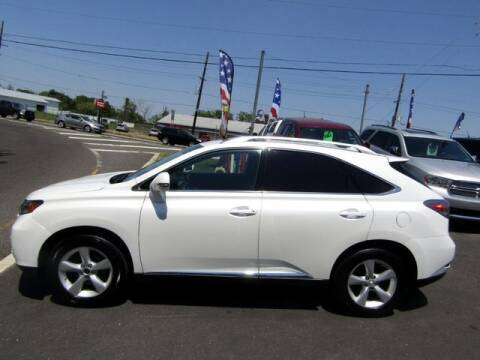 2012 Lexus RX 350 for sale at American Auto Group Now in Maple Shade NJ