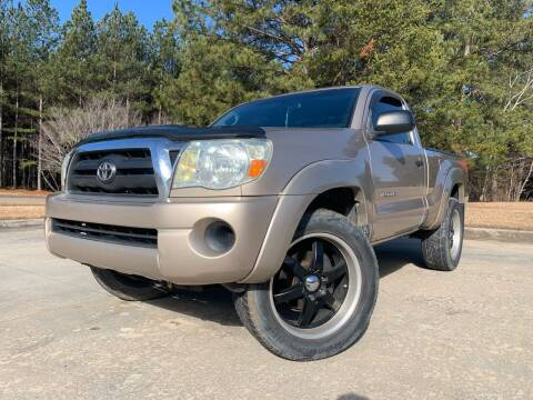2008 Toyota Tacoma for sale at Global Imports Auto Sales in Buford GA