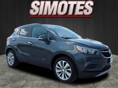 2017 Buick Encore for sale at SIMOTES MOTORS in Minooka IL