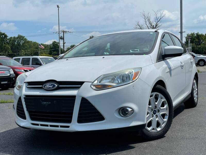 2012 Ford Focus for sale in Little Ferry, NJ
