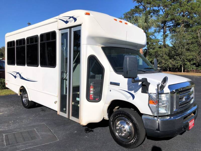 2013 Ford E-Series Chassis E-350 SD 2dr Commercial/Cutaway/Chassis 138-176 in. WB - Savannah GA