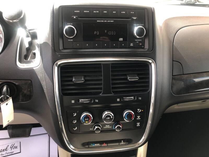 2014 Dodge Grand Caravan SXT 4dr Mini-Van - Idaho Falls ID
