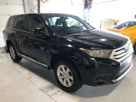 2012 Toyota Highlander for sale at Jose's Auto Sales Inc in Gurnee IL